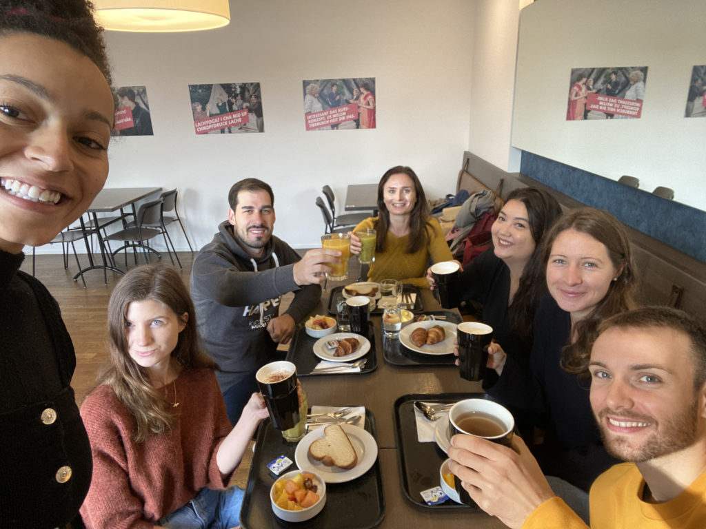 TEACHY Team Brunch